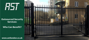 secure automated gate entry system