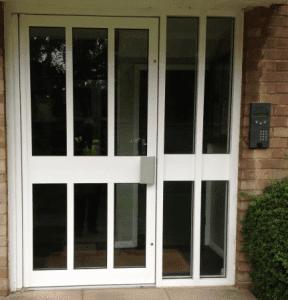 keypad door entry system