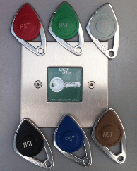 ast london access control product