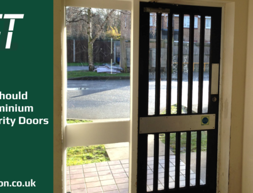 Why You Should Choose Aluminium and Steel Security Doors