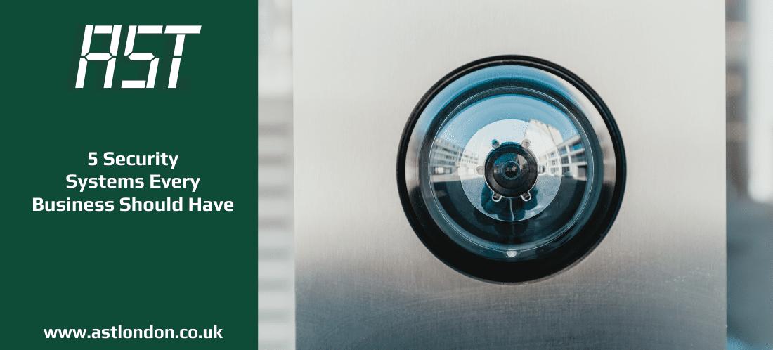 camera security system