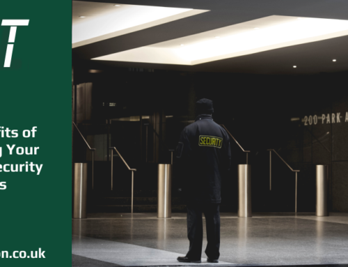The 4 Benefits of Outsourcing Your Building's Security Services