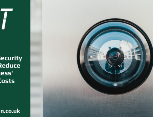 How a Good Security System Can Reduce Your Business' Insurance Costs