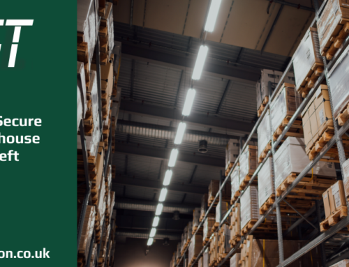 5 Ways to Secure Your Warehouse from Theft